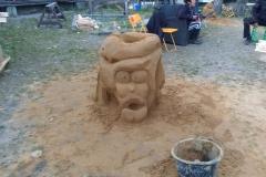 Christianias Sandskulpturer