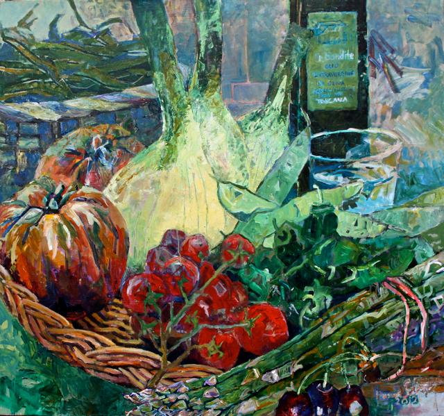 painting by Henrik Fakir 2