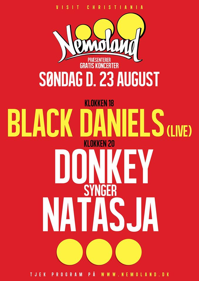 black daniels