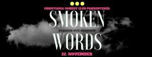 Lene Lømmel – en fortælling til Smoken Words på Christiania Comedy Club