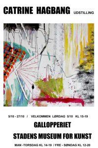 Catrine Hagbang Solo udstilling på Gallopperiet