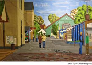 Udstilling på Gallopperiet: Christianias Permanente Samling