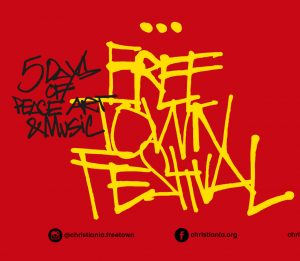 Christiania Freetown Festival – 50 års fødselsdag