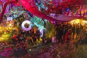 Pressemeddelelse: Christiania fejrer sin 50 års fødselsdag med festival i fem dage